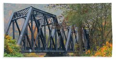 Pennsylvania Bridge Hand Towel