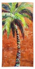 Penny Palm Hand Towel