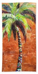Penny Palm Bath Towel