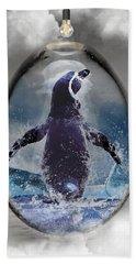 Penquin Art Hand Towel