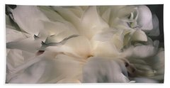 Hand Towel featuring the photograph Peony  by Allin Sorenson