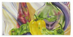 Peppers And Passion Hand Towel