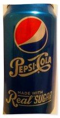 Pepsi Cola Hand Towel
