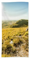 Picture Perfect Pastures Hand Towel