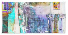 Bath Towel featuring the photograph Performance Arts by Susan Stone