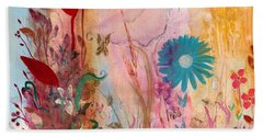 Persephone's Splendor Bath Towel