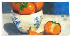 Persimmons Hand Towel