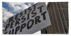 Persist Resist Support Hand Towel