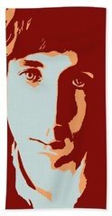 Pete Townshend Pop Art Hand Towel