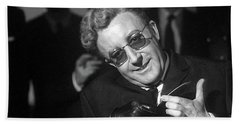 Peter Sellers As Dr. Strangelove Number One Color Added 2016 Hand Towel