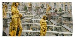 Peterhof Grand Cascade Bath Towel