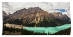 Peyto Lake Hand Towel
