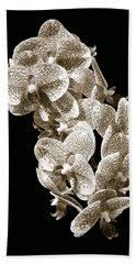 Phalaenopsis Hand Towel