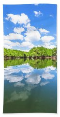 Phang Nga Bay Bath Towel