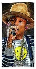 Pharrell Williams Hand Towel