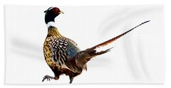 Pheasant Bath Towel
