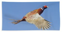 Pheasant Wings Bath Towel
