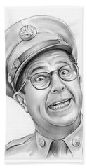 Phil Silvers Hand Towel