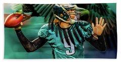 Philadelphia Eagles - Super Bowl Champs Hand Towel