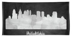 Philadelphia Est 1682 - Uspaph03 Hand Towel
