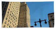 Philadelphia Urban Landscape - 0948 Hand Towel