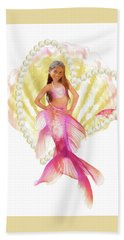 Philippine Mermaid Hand Towel