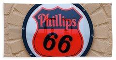 Phillips 66 Bath Towel