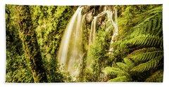 Philosopher Falls, Western Tasmania Hand Towel