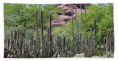 Phoenix Botanical Garden Hand Towel