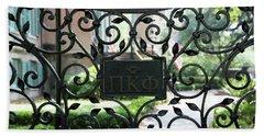 Pi Kappa Phi Gate Bath Towel