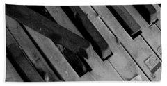 Piano2 Hand Towel