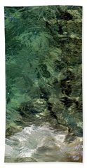Bath Towel featuring the photograph Pictured Rocks IIi by Kenneth Campbell