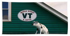 Pig On A Hot Tin Roof Hand Towel
