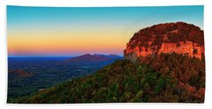 Pilot Mountain  Hand Towel