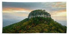 Pilot Mountain  Bath Towel