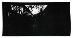 Pin Hole Camera Shot 2 Hand Towel