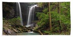 Pine Island Falls Hand Towel