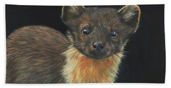 Pine Marten Bath Towel