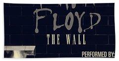 Pink Floyd - Vintage Art Hand Towel