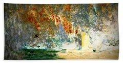 Pissarro's Garden Hand Towel