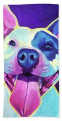 Pit Bull - Big Louie Hand Towel