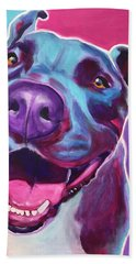 Pit Bull - Candy Hand Towel
