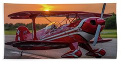 Pitts Sunset Hand Towel