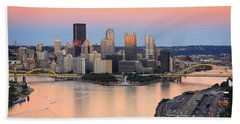 Pittsburgh 16 Bath Towel