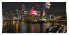 Pittsburgh 3 Bath Towel