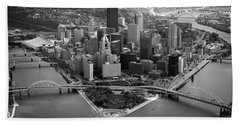 Pittsburgh 8 Bath Towel