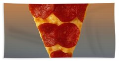 Pizza Slice  Hand Towel