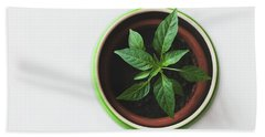 Plant Hand Towel