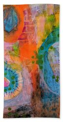 Playground In The Sea II Hand Towel