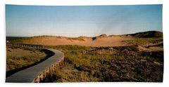 Plum Island Dunes Hand Towel